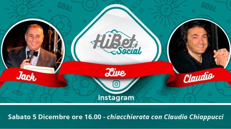 Diretta Instagram con Claudio Chiappucci