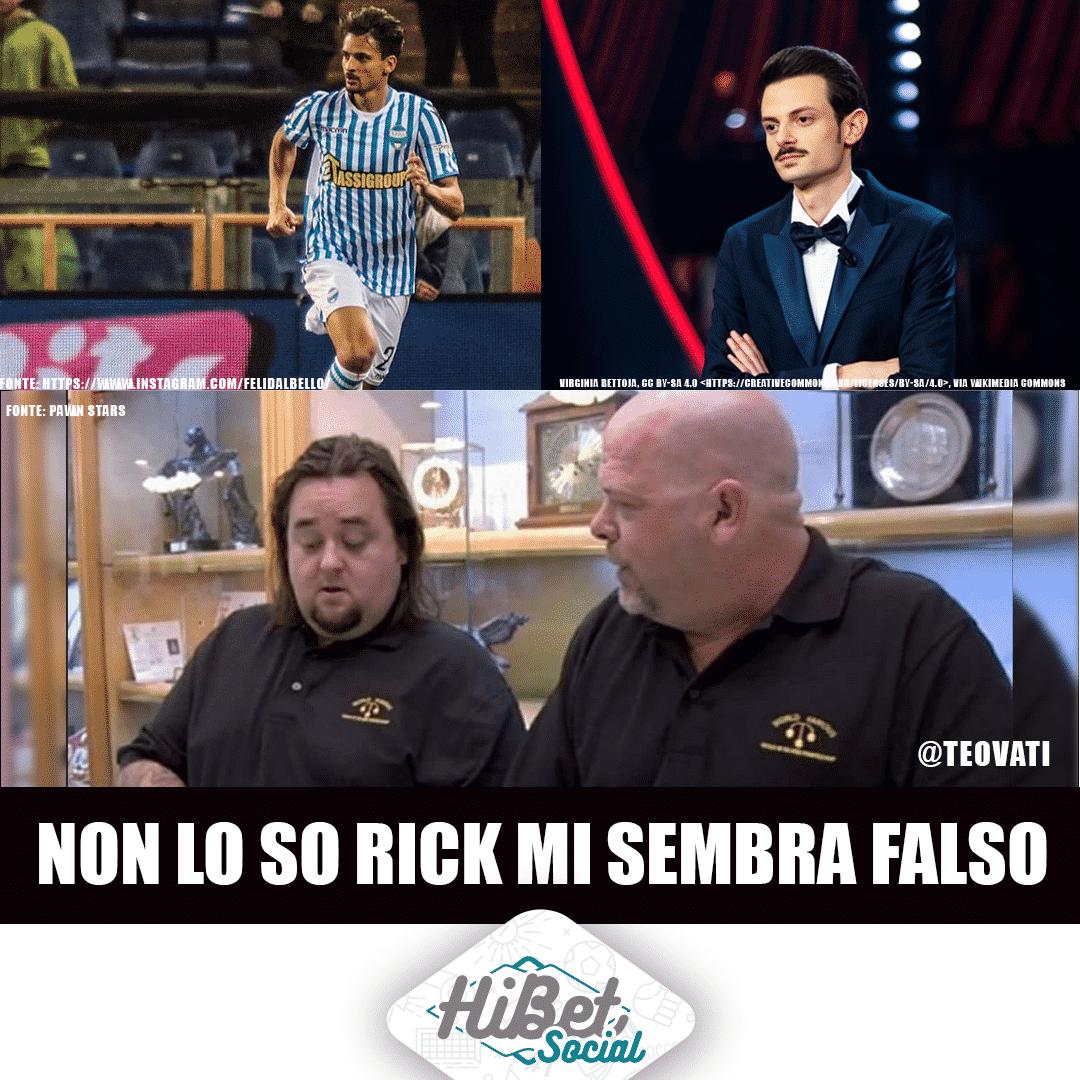 Felipe Dal Bello o Rovazzi? Il meme