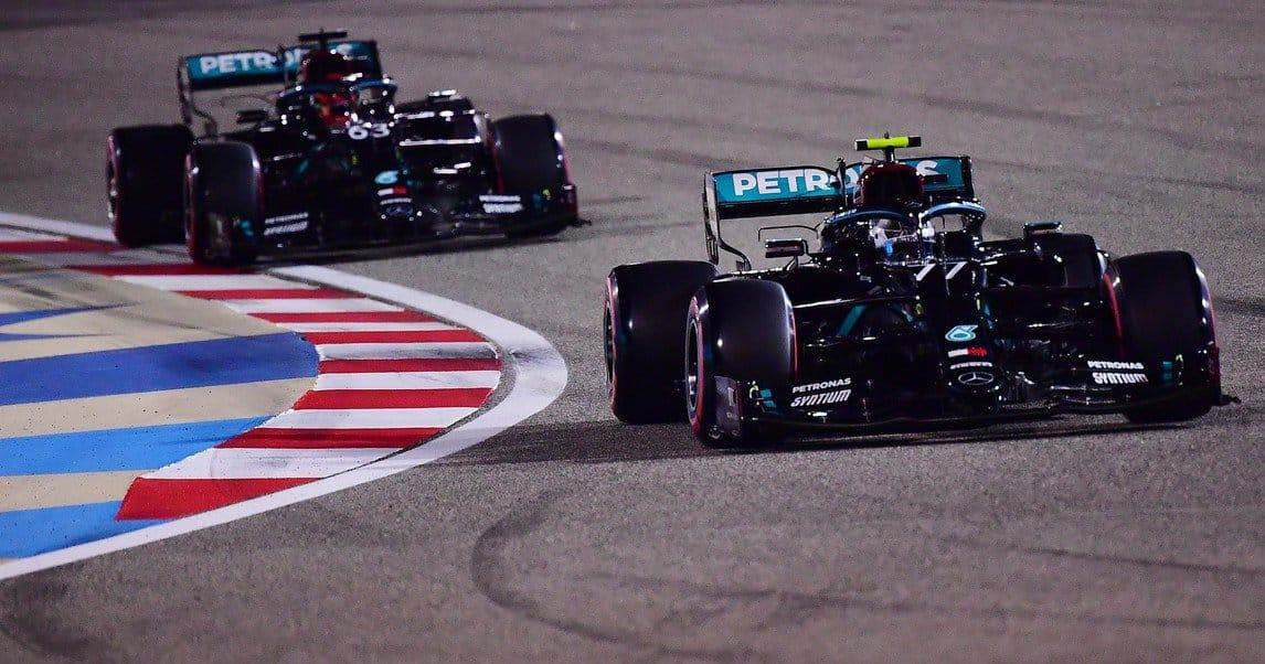 La Mercedes crolla quando Hamilton è a casa