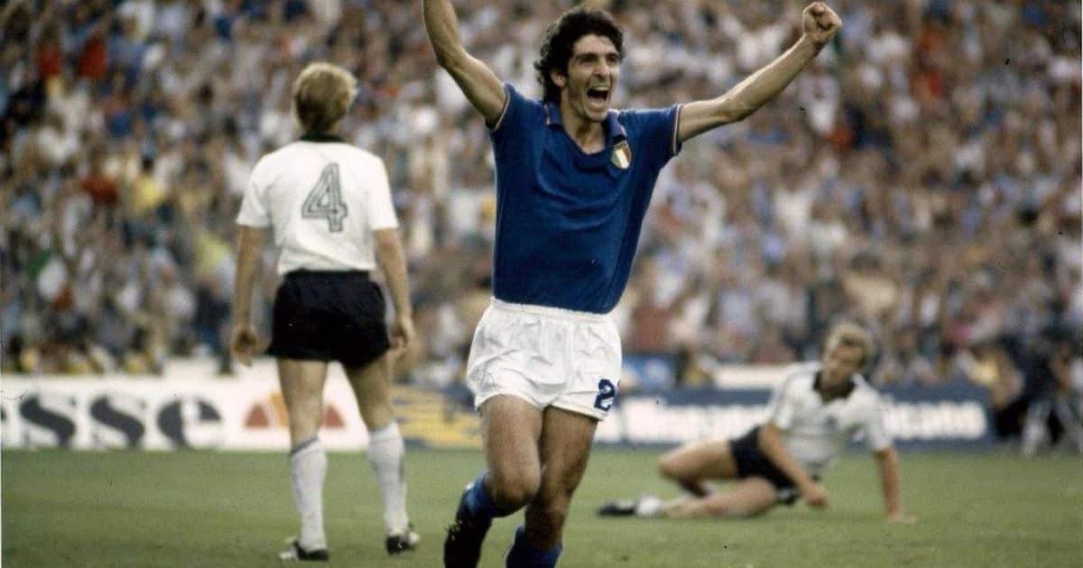 Il mio incontro con Paolo Rossi, eroe del Mundial '82