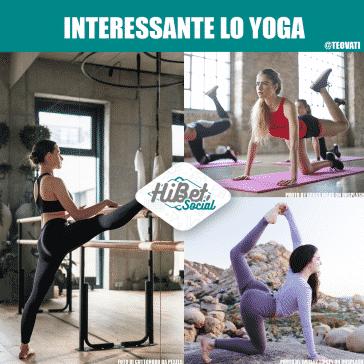 Meme sullo yoga