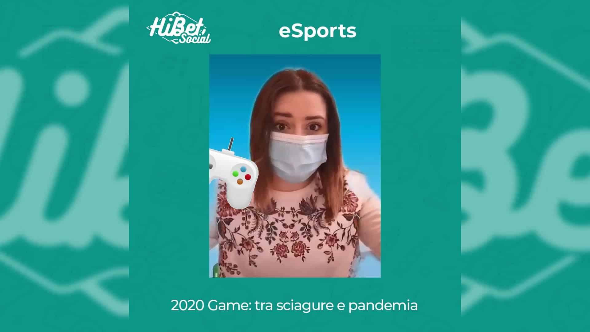 Nel 2020 game non manca nulla...neppure la pandemia