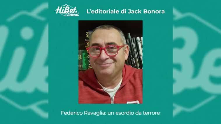 l'esordio di Federico Ravaglia, portiere del Boogna