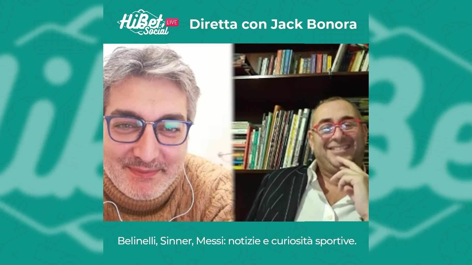 Belinelli,Sinner, Messi: notizie e curiosità