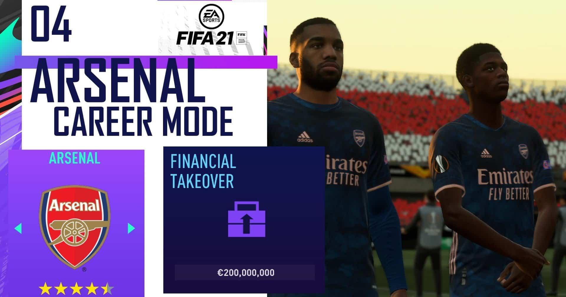 FIFA 21 in modalità carriera: le squadre migliori con cui giocare