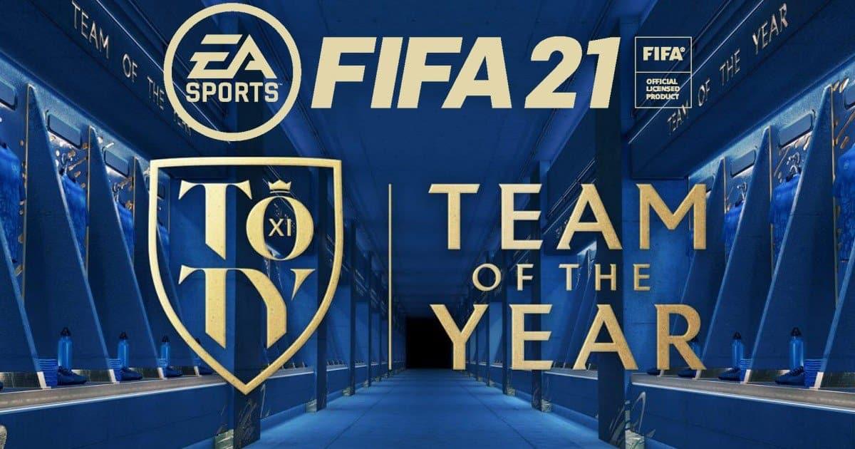 FIFA 21, attesa per il Team of the Year: le previsioni