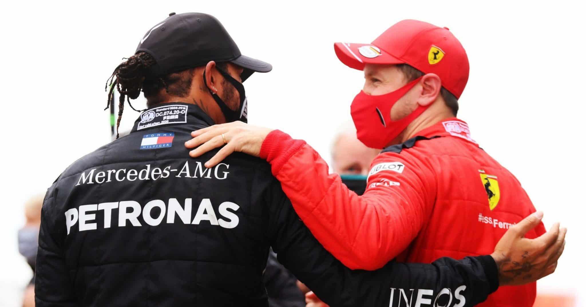 I record battuti nella Formula 1 del 2020