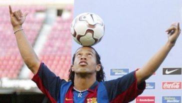 laporta_Ronaldinho_cristiano_ronaldo