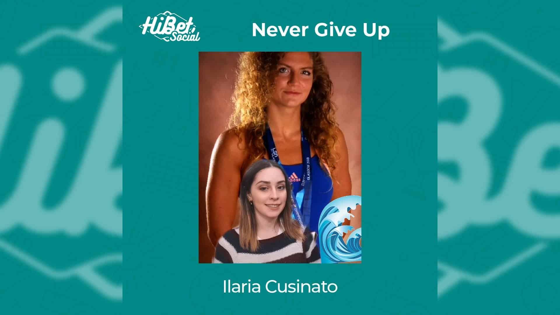 La testimonianza della nuotatrice italiana Ilaria Cusinato che ha sofferto di bulimia