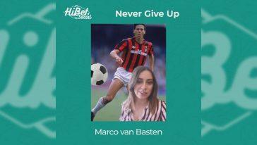 La storia di Marco van Basten: il calcio e la caviglia