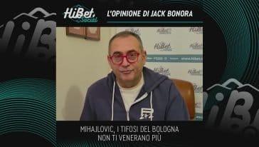 Il comportamenti di Mihajlovic ha deluso i tifosi del Bologna