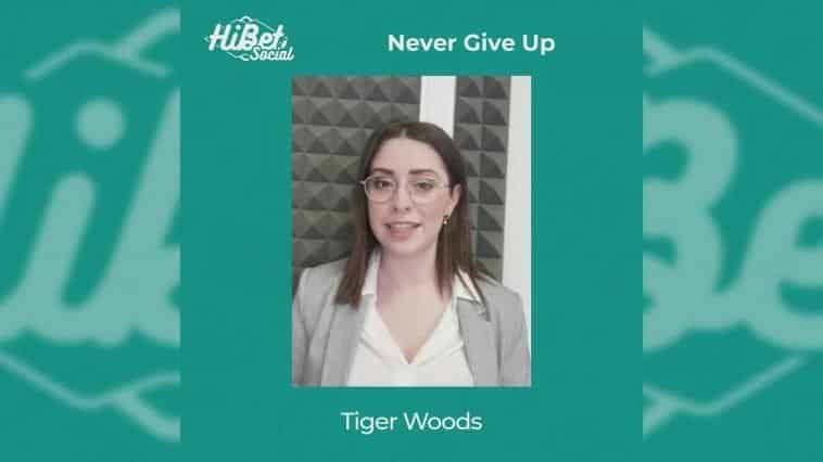 La vita del golfista Tiger Woods