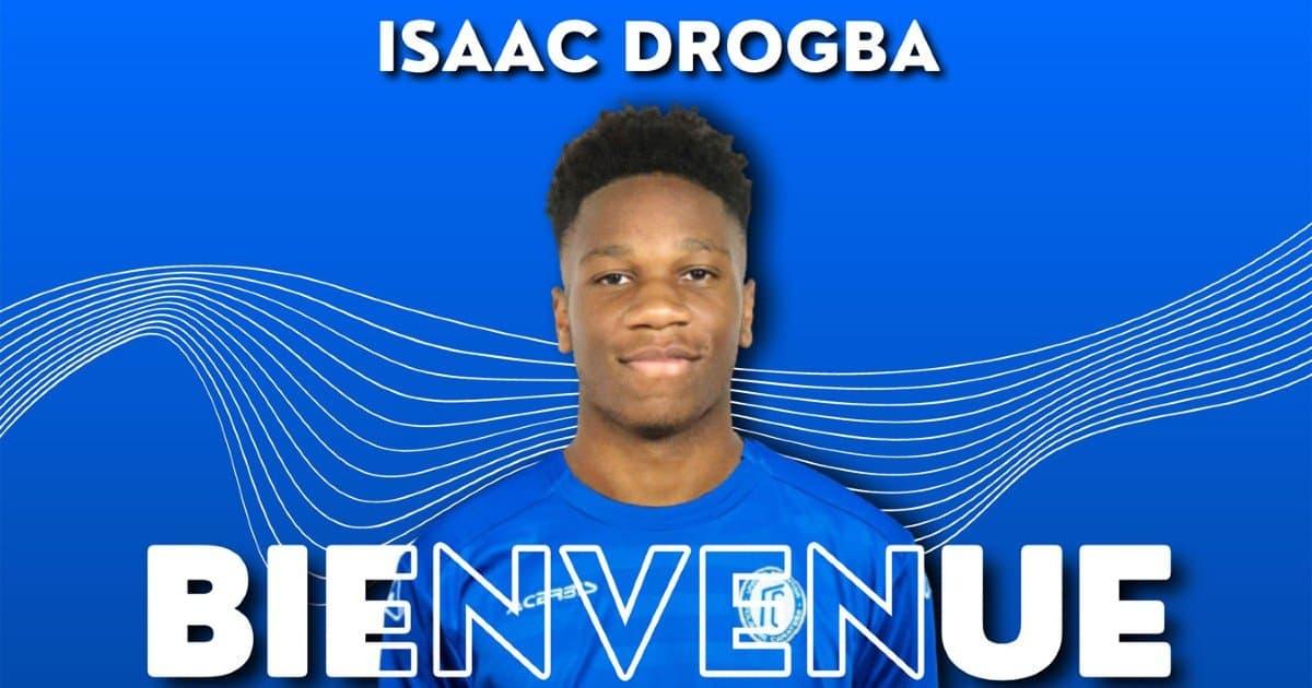 Il figlio di Drogba gioca in Italia!