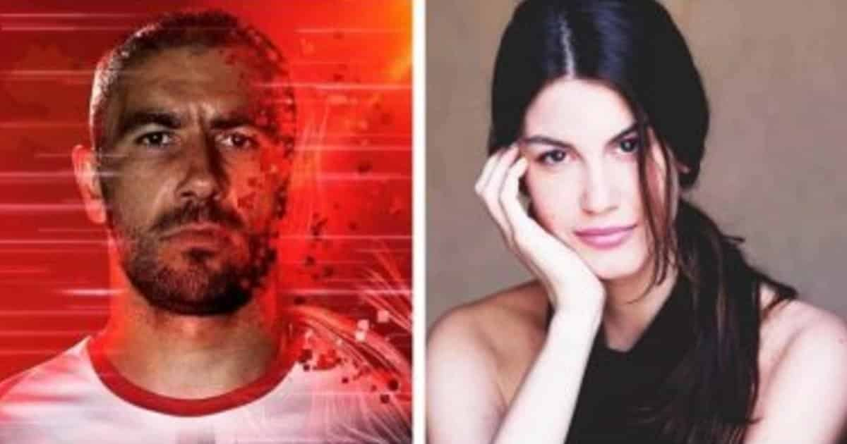 Sboccia l'amore tra Francesca Fioretti e Kolarov