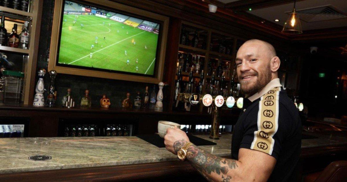 Mc Gregor vende la Whiskey Proper No. Twelve per 130 milioni.