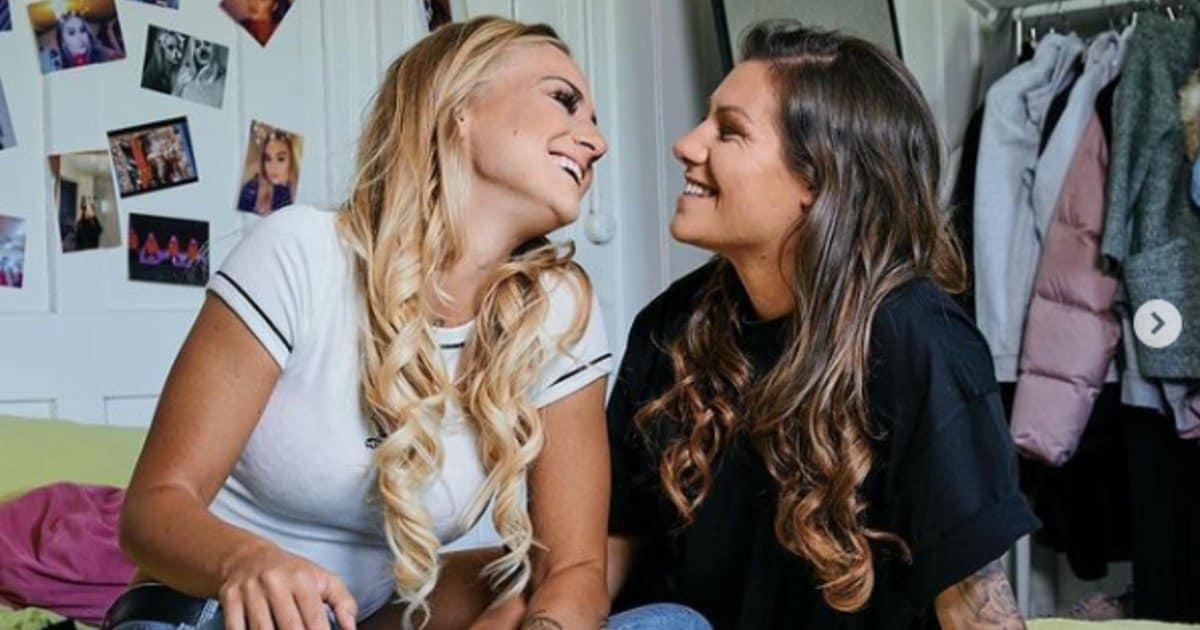 Alisha Lehmann: la calciatrice più sexy nel mirino del gossip.