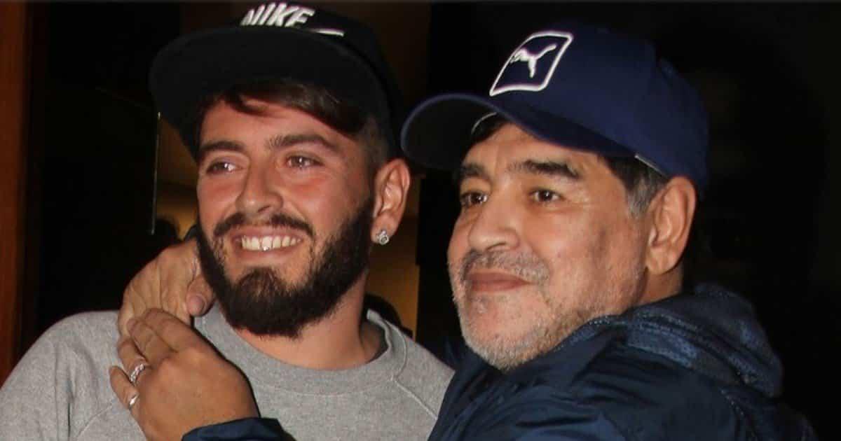 Diego Armando Maradona junior riceve la cittadinanza argentina