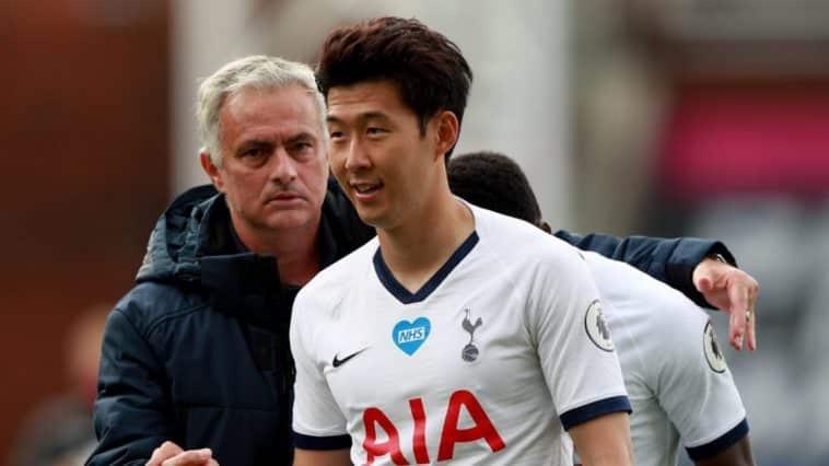 mourinho_Tottenham