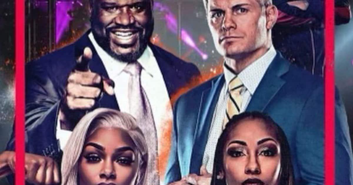 Shaq O'Neal torna in scena a 48, ma su un ring di Wrestling!