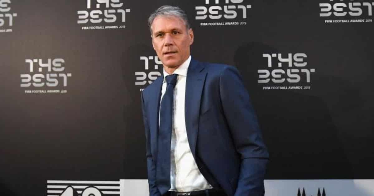 Van Basten-Alemao, botta e risposta 31 anni dopo Milan-Napoli