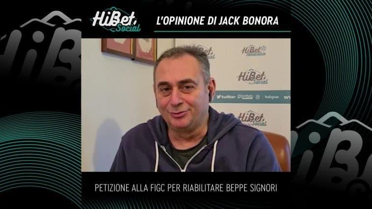 Gli amici di Beppe Signori lanciano una petizione per riabilitarlo alla FIGC