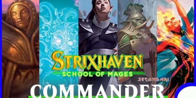 Commander 2021 Strixhaven