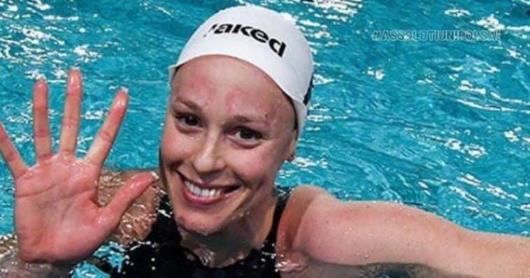 Federica Pellegrini va alle Olimpiadi per la quinta volta