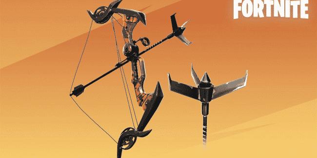 armi esotiche Season 6 Fortnite