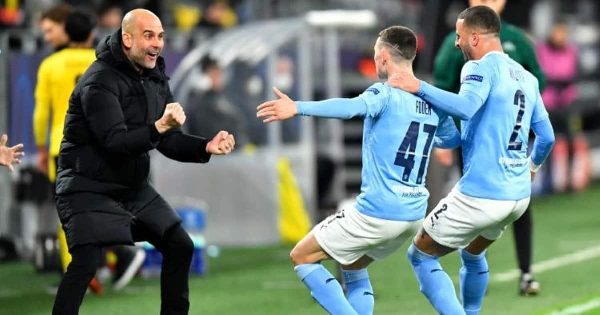 Super League Manchester City