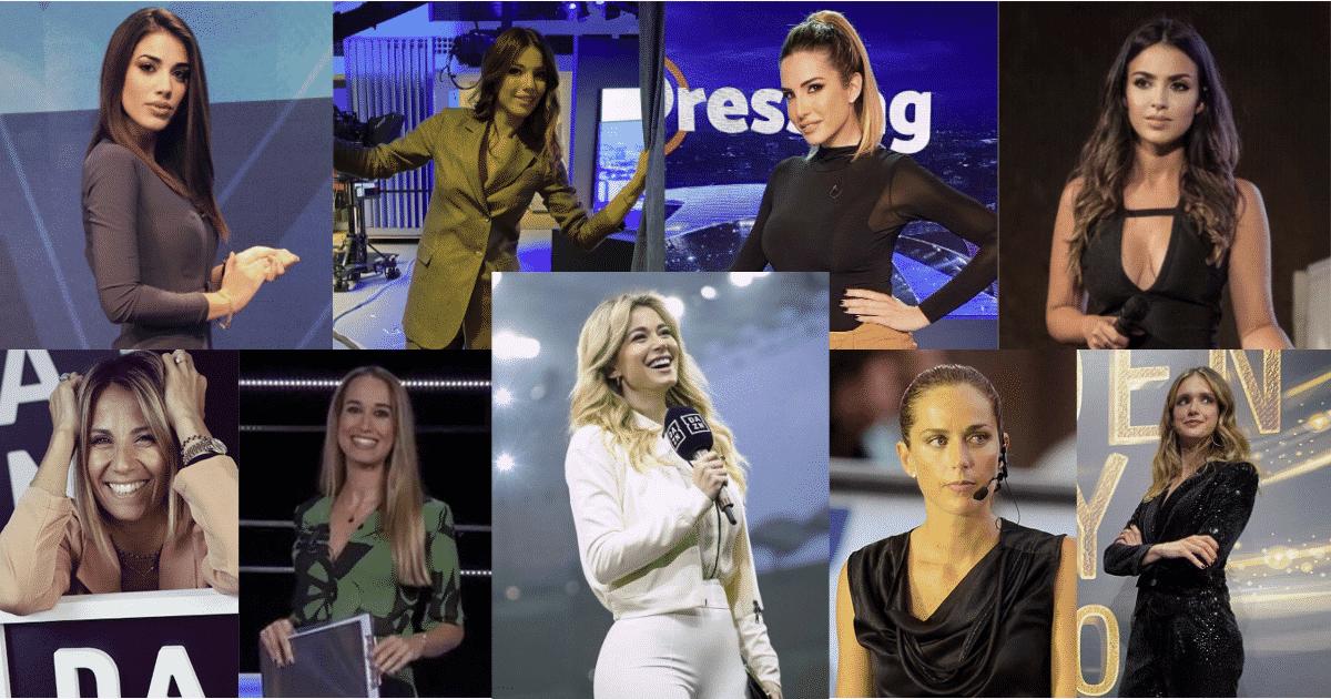 La Top9 delle più belle giornaliste della TV italiana