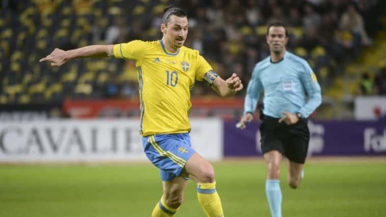 ibrahimovic Zlatan Mondiali Svezia
