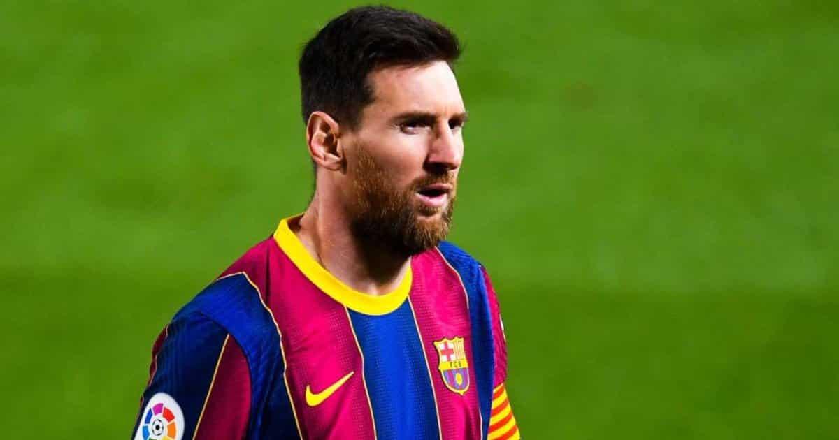 """Messi contro l'arbitro: """"Vuoi ammonirmi a tutti i costi…"""""""