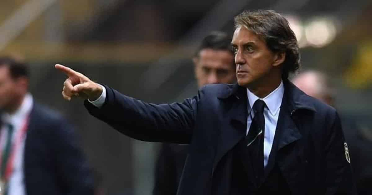 ranking fifa Mancini