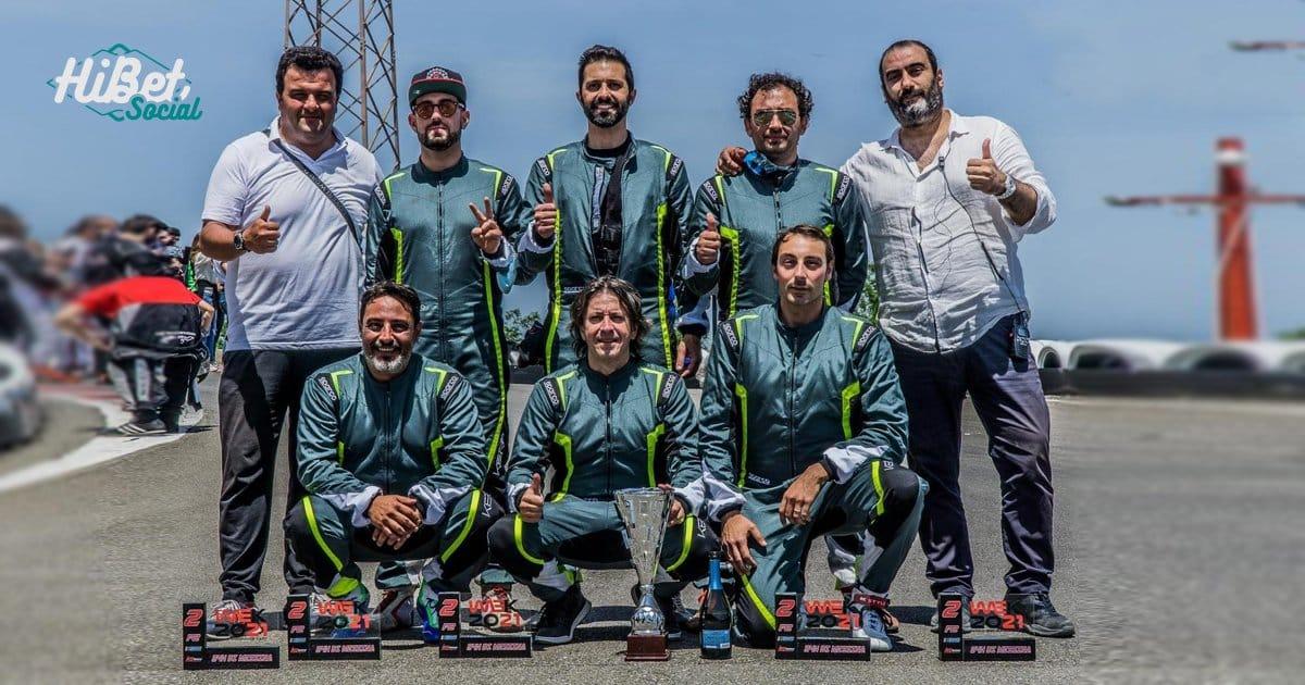 SWS Kart: 24 ore di Messina, Hibet Social porta bene: secondo posto per il Team Motostore Honda