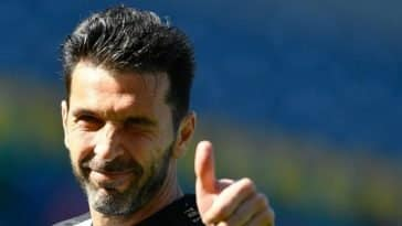 buffon record