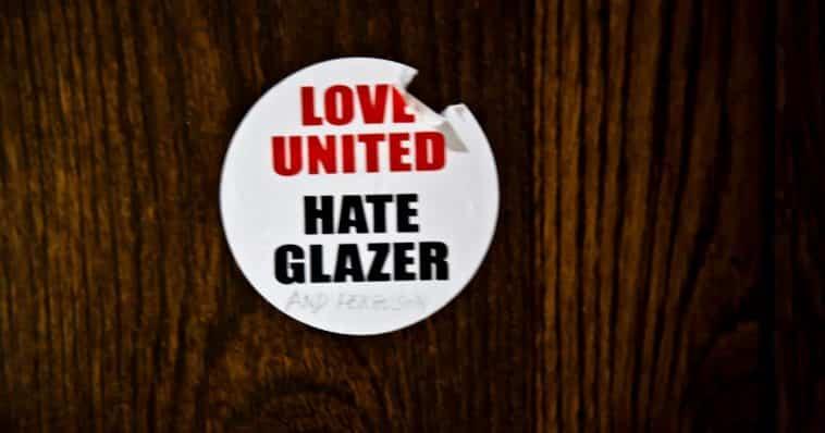 glazer più odiati Inghilterra