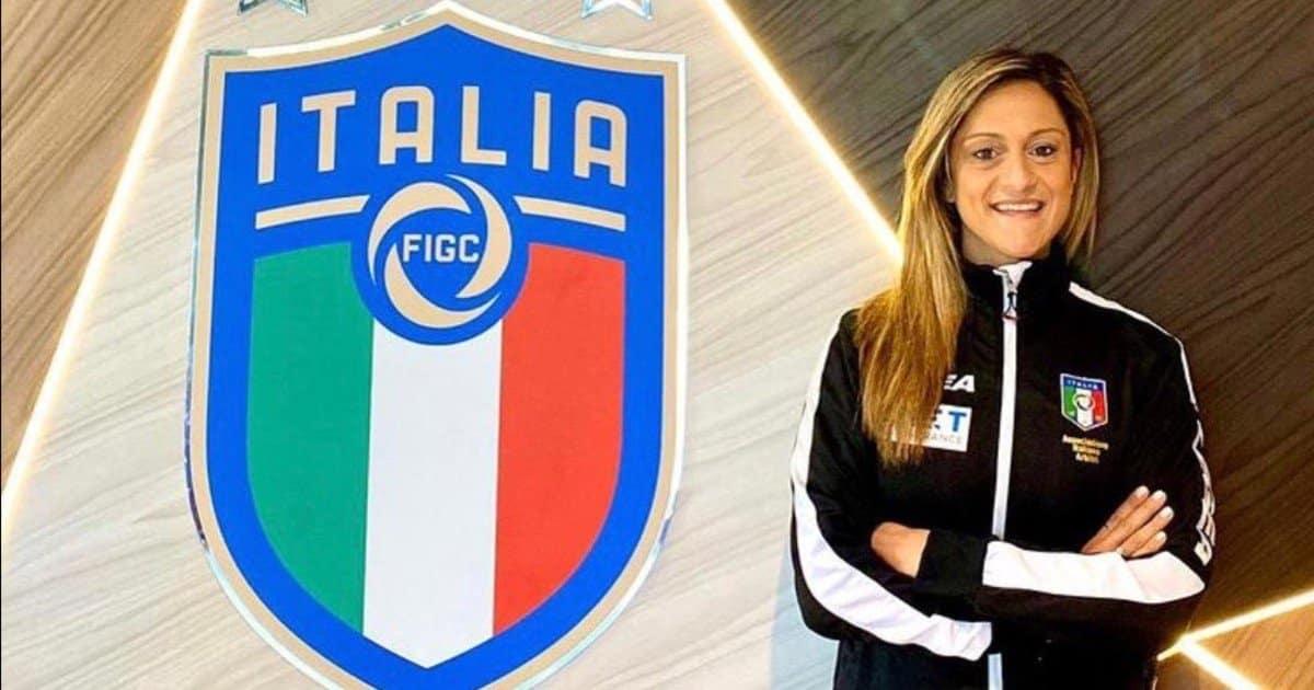 Maria Marotta arbitro