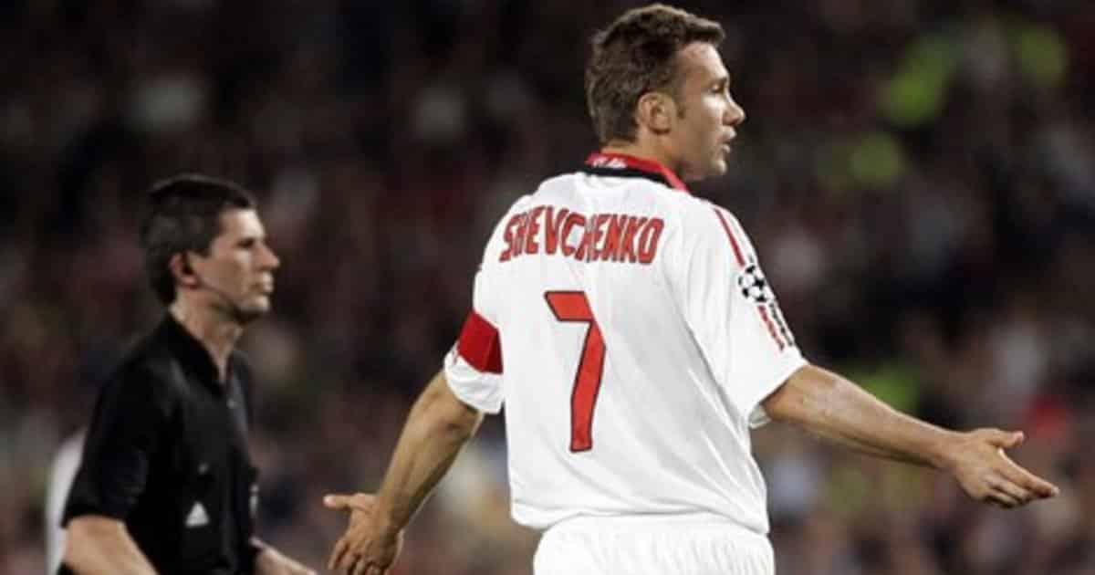 """Shevchenko ripensa a Milan-Liverpool: """"Quante notti insonni…"""""""