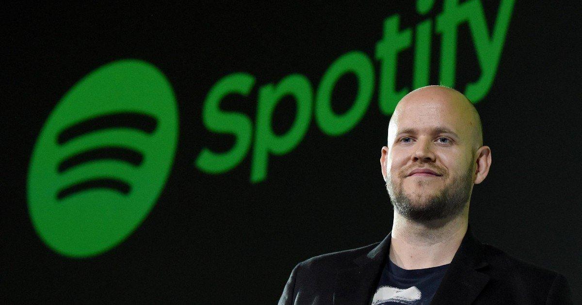 Daniel Ek, il fondatore di Spotify vuole l'Arsenal