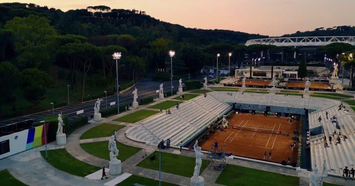 Internazionali di tennis, il pubblico torna a Roma