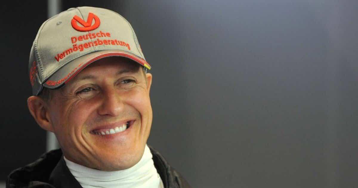 Michael Schumacher Sarajevo share hibet social