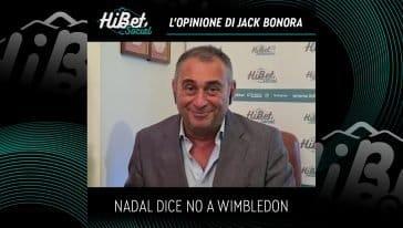 Nadal dà forfait a Wimbedon