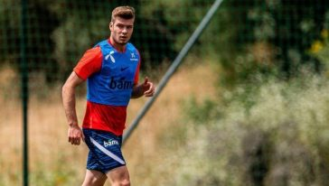 Alexander sorloth tifosi Trabzonspor share hibet social