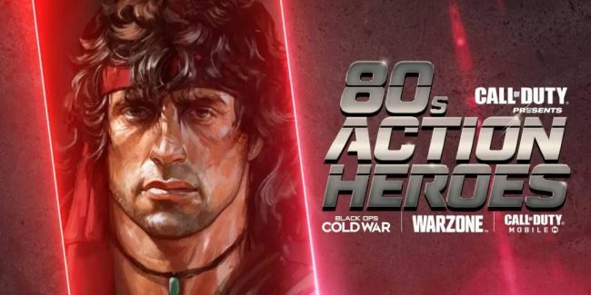 warzone 80s Action Heroes approvato dalla community share hibet social
