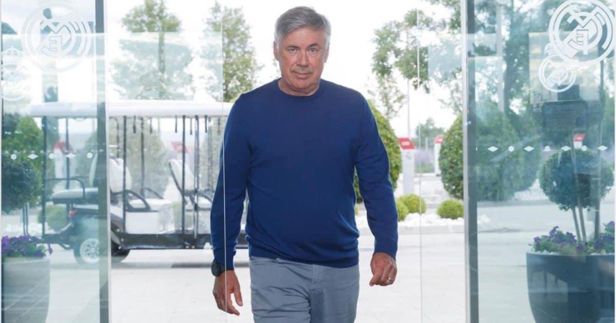 Guai in vista per Carlo Ancelotti: arriva il Fisco spagnolo.