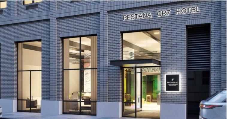 Pestana cr7 Manhattan share hibet social