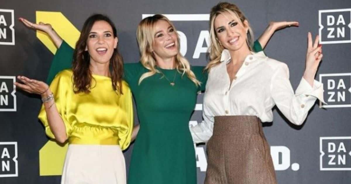 Donne DAZN: il dream team femminile della prossima stagione sul canale tv