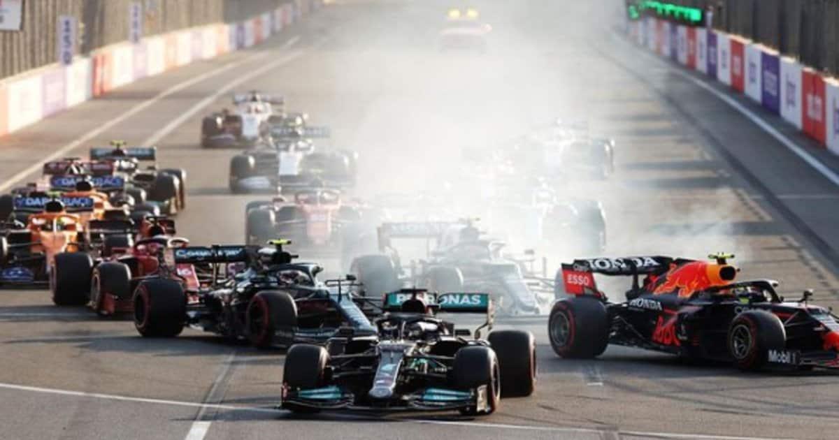 """Hamilton e la Sprint Race: """"Ho paura di un trenino"""""""