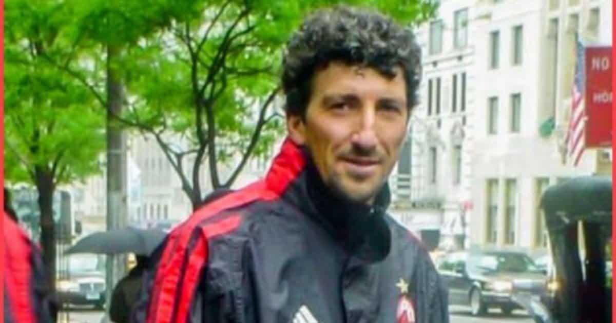 Milan: Dario Hubner e l'irriconoscenza dei giocatori.