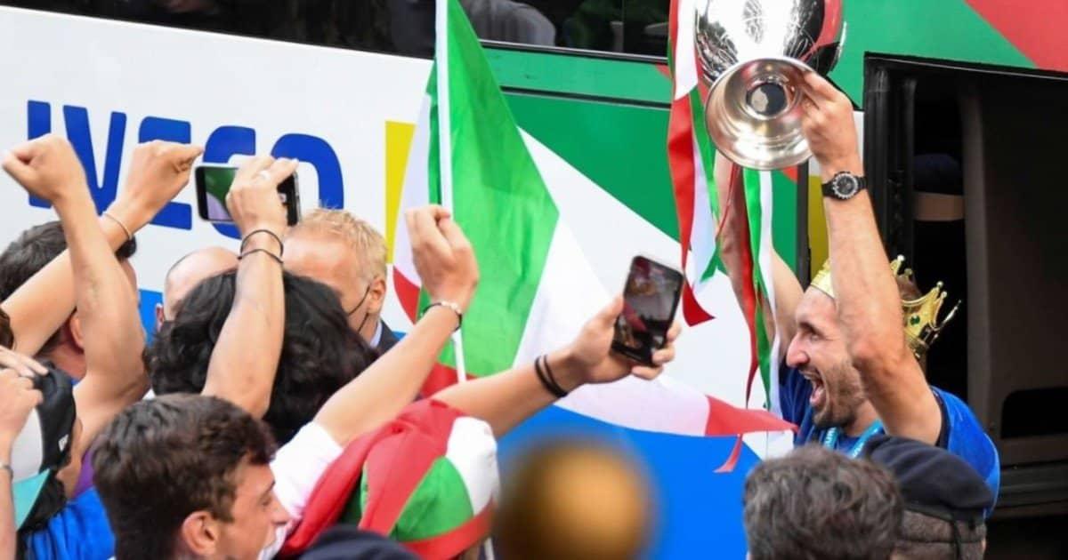 ITALIA CAMPIONE D'EUROPA: le reazioni della stampa estera